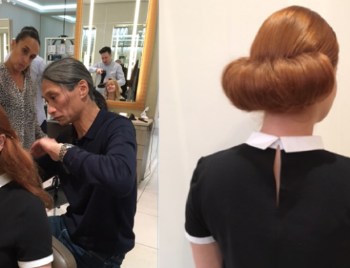 Chanel Couture Hair at michaeljohn